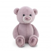 Fluffy the Lilac Bear