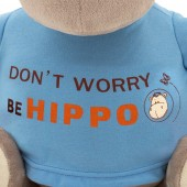 Po the Hippo: Be Hippo