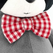 Denny the Raccoon with bow tie