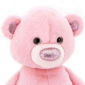 Fluffy the Pink Bear