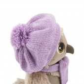 Sonya the Owl: Sweet Violet