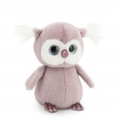 Fluffy the Lilac Owlet