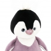 Fluffy the Lilac Penguin