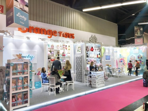 Orange Toys at Spielwarenmesse 2020
